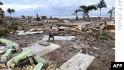بر شمار کشته شدگان توفان در آسیای جنوب شرقی افزوده می شود