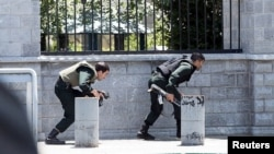 داعش د ایران په پارلیمان حمله کړې