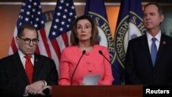 Demokratlar Prezident Tramp lavozimdan olinishi kerak, degan talabni olg'a surmoqda