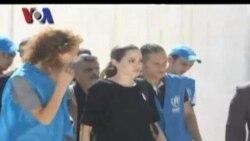 Angelina Jolie dan Andik Vermansyah - VOA Pop News