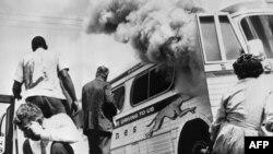 """50 Vjetori i lëvizjes së të drejtave civile """"Freedom Riders"""""""