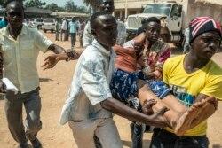 Un reportage de Tatiana Mossot, envoyée spéciale de VOA Afrique