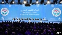 کنفرانس دو روزه «کنگره گفتوگوهای ملی سوریه» از دوشنبه در شهر سوچی روسیه آغاز به کار کرد و مذاکرات اصلی در روز سهشنبه انجام شد.