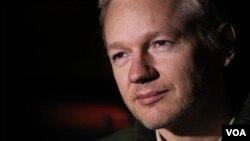 Pendiri situs WikiLeaks, Julian Assange