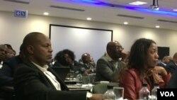 Umhlangano wabasomabhizimusi beSouth Africa leZimbabwe oweSAF-ZIM Investment