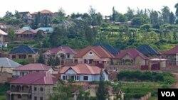 Ubutaka bwubatsweho mu mujyi wa Kigali