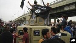 گروه دولت اسلامی در بخش هایی از عراق و سوریه خلافت اسلامی را اعلام کرده است