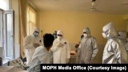 په افغانستان کې ۳۳۰۴۵ تنه بیرته له کرونا ویروس څخه جوړ شوي دي