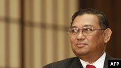 Ngoại trưởng Miến Điện Wunna Maung Lwin