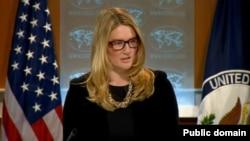 美国国务院发言人哈夫