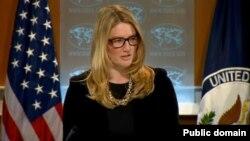 معاون سخنگوی وزارت امور خارجه آمريکا، ماری هرف