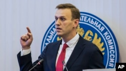 Has Russia's Navalny broken the law?