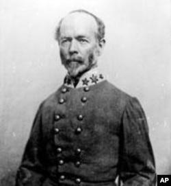 约翰斯顿将军