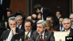 Հայաստանի նախագահ. «Ադրբեջանը եվրոպական միակ երկիրն է, որ հպարտությամբ խոսում է իր ռազմական բյուջեի բազմապատկման մասին»