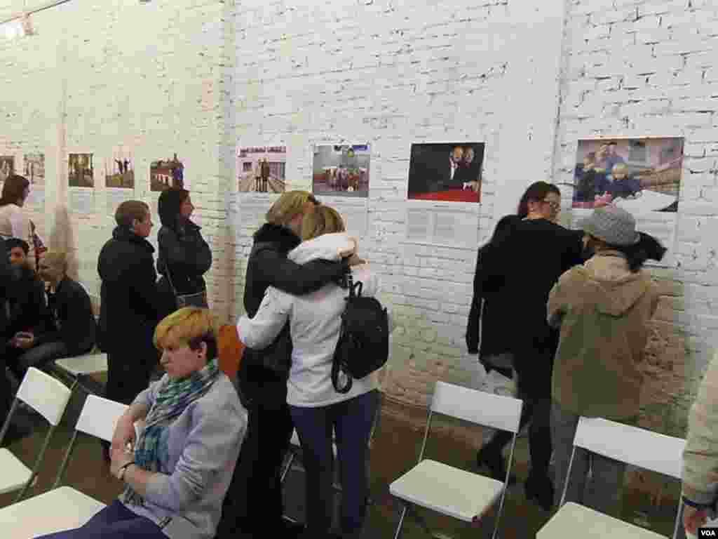 莫斯科有关同性恋题目的展览