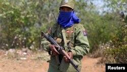 Trung Quốc tập trận gần khu vực mà các phiến quân Kokang chiến đấu trong nhiều tháng với quân đội Myanmar.