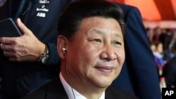 FILE - China's President Xi Jinping.