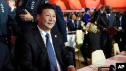 中国国家主席习近平(资料照片)