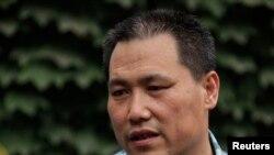 中国著名维权律师浦志强 (资料照片)