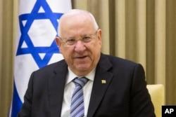 Presiden Israel Reuven Rivlin. (Foto: dok).