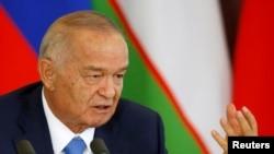Uzbekistan သမၼတ Islam Karimov