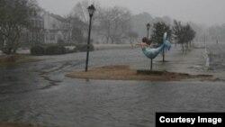 Poplave u Norfolku
