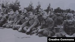 Turkiston legioni askarlari