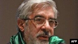 Nhà lãnh đạo đối lập Iran Hossein Mousavi