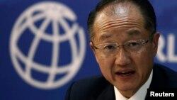 Giám đốc Ngân hàng Thế giới Jim Yong Kim