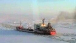 Буріння нафти на Полюсі відкладають