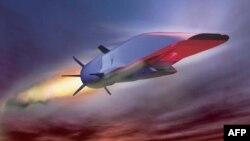 ایکس 51 اے ویو رائیڈر طیارے کی تجرباتی پرواز