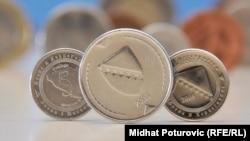Konvertibilna marka, valuta BiH, ilustrativna fotografija