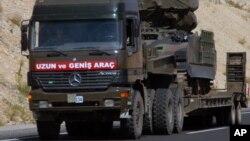 Turquía informó esta semana que su ejército había cambiando las reglas para entrar en combate.