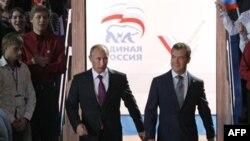 2012-yilgi saylovda Putin va Medvedev o'rin almashadi