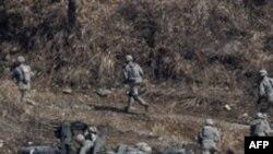 Hoa Kỳ, Nam Triều Tiên khởi sự cuộc thao dượt không quân chung