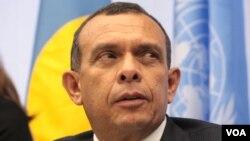Porfirio Lobo dijo que es importante que otros países reconozcan su gobierno.