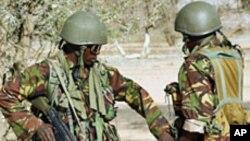Militariga Kenya oo Qarax lagula Eegtay Garissa