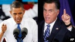 Las encuestas le dan ventaja en intenciones de voto a Obama sobre Romney tanto en Ohio como en Virginia.