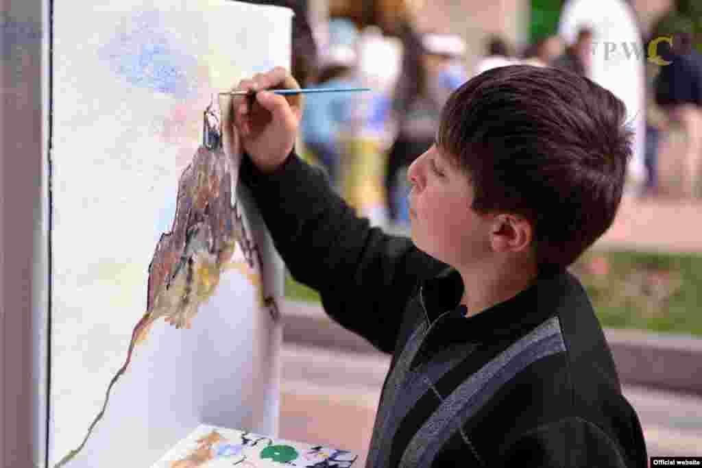 Վայրի բնության և մշակութային արժեքների պահպանման հիմնադրամի միջոցառում Երևանում