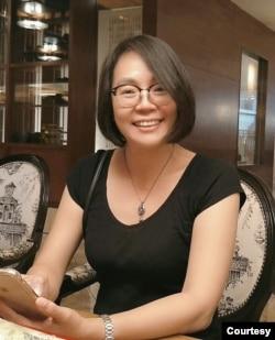 卓越新闻奖基金会执行长邱家宜(照片提供:邱家宜)