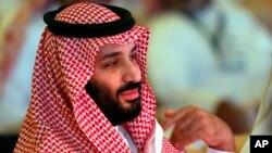 سعودی ولی عہد شہزادہ محمد بن سلمان (فائل فوٹو)