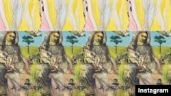 نمایشگاه «رویاهای صورتی در سرزمینی بی نام» در نیویورک موضوع هویت در مهاجرت را برجسته کرده است