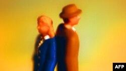 Ly dị tại Mỹ: trẻ giảm, già tăng