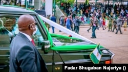 Nigeria 60th Independence Day President Muhammadu Buhari