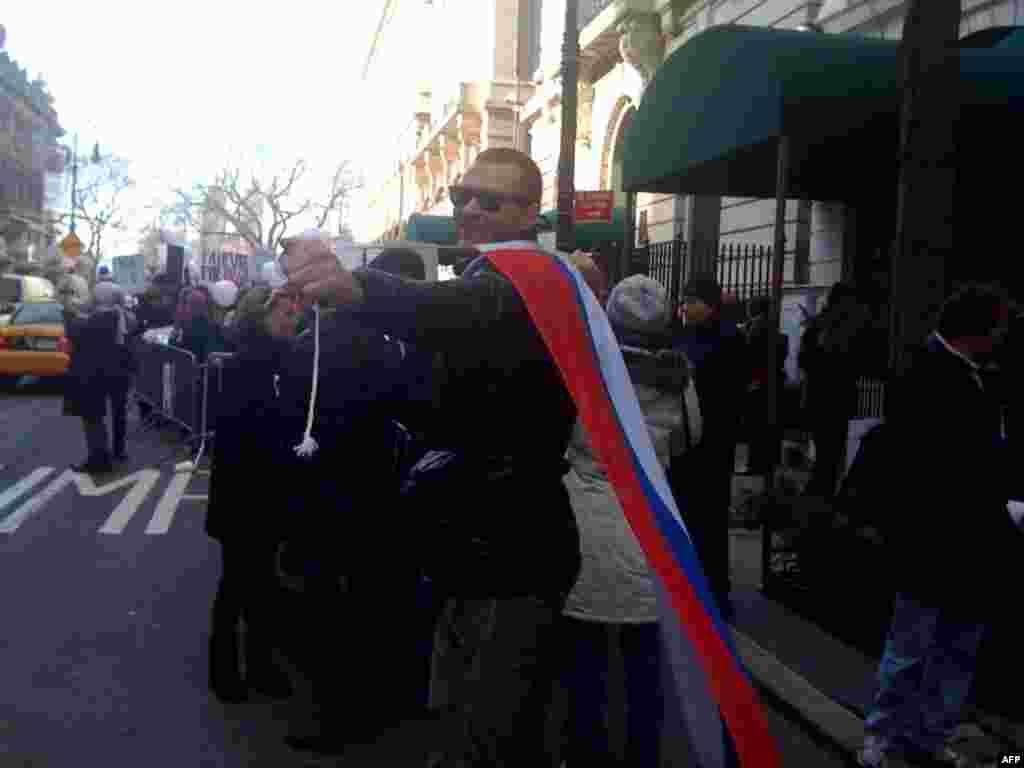 10 декабря, Нью-Йорк: ЕдРО в ведро!