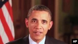 Discours sur l'état de l'Union : coup d'envoi informel de la campagne de Barack Obama?