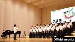 지난 2011년 9월 열린 제8회 거제전국합창경연대회에서 '여울림' 합창단이 노래하고 있다. 사진 출처=여성인권을지원하는사람들 웹사이트.