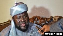 Shugaban kungiyar Izalatul Bidi'a Wa Iqamatis Sunnah ta Najeriya, Sheikh Abdullahi Bala Lau.
