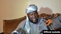 Shugaban kungiyar Izalatul Bidi'a Wa Iqamatis Sunnah ta Najeriya, Sheikh Abdullahi Bala Lau