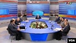 Ictimai Televiziyada debat